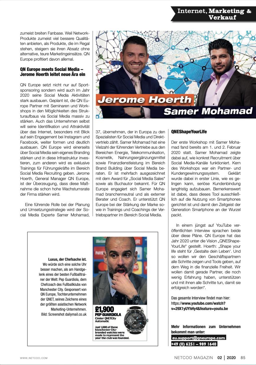 Netcoo Magazin 02.2020