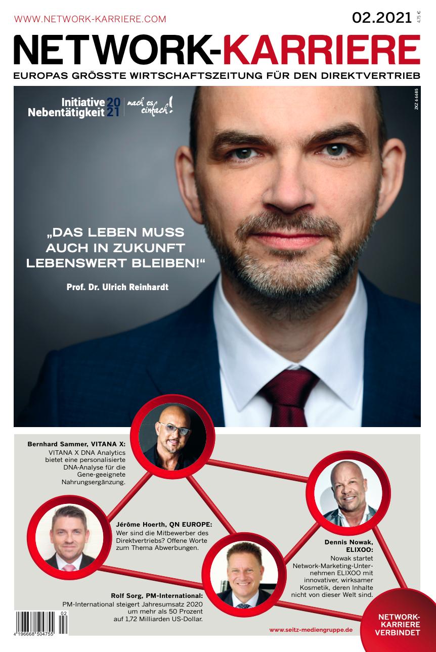 QN Europe Bericht Network Karriere 02.2021.1