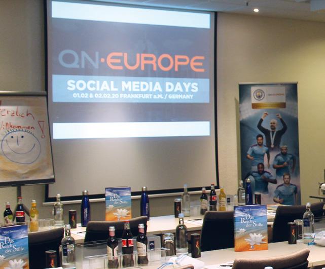 QN Europe Social Media Days